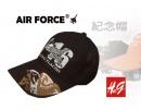 F16老鷹棒球紀念帽【銀】