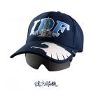 飛行員帽式太陽眼鏡 IDF2黑