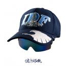 飛行員帽式太陽眼鏡 IDF2藍