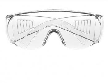 全透明防護眼罩(N622)
