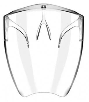 全新太空人面罩式護目鏡(透明款)