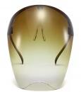 全新太空人面罩式護目鏡(茶色款)