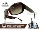 COACH-時尚太陽眼鏡-塗鴉風格款式