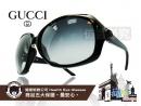 GUCCI-時尚太陽眼鏡水鑽經典款