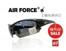 【福利品促銷】AIR FORCE偏光運動款太陽眼鏡-【編號:SF26】